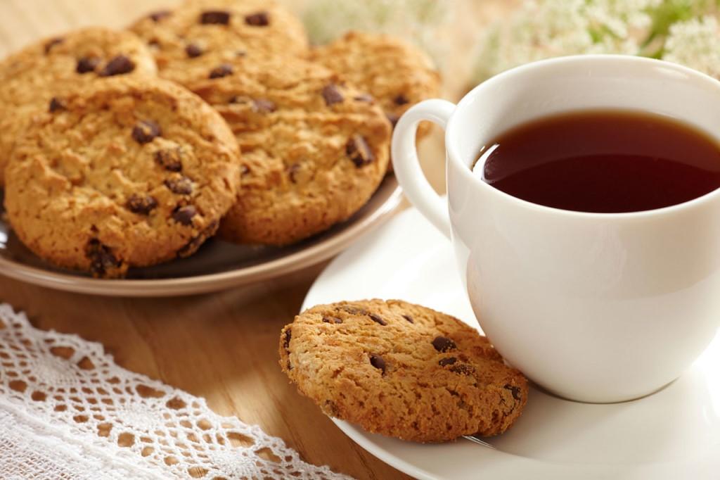 На чашку чая