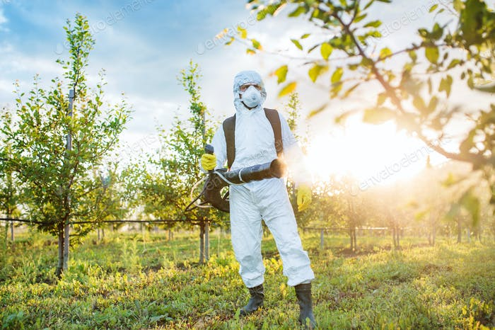 Пестициды — тупик цивилизации
