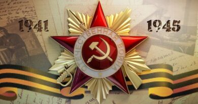 Празднование 76-ой  годовщины Великой Победы в техникуме